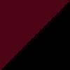 bordo rdeča-črna / granata-black (0810)