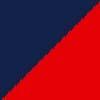 temno modra-rdeča / navy blue-red (01910)