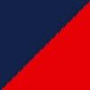 temno modra-bela-rdeča / navy blue-white-red (04210)