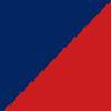 temno modra-rdeča / navy blue-red (0412)