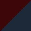 kraljevo modra-bordo rdeča / royal blue-granata (01840)