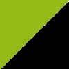 fluorescentno zelena-črna / green fluo-black (3410)