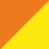 fluorescentno oranžna-fluorescentno rumena / oragne fluo-yellow
