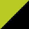 fluorescentno zelena-črna / green fluo-black (59120)