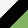 bela-temno modra-zelena fluo (10060)