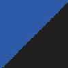 črna-modra / black-royal blue (1207)