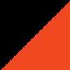 črna-fluorescentno oranžna (07830)